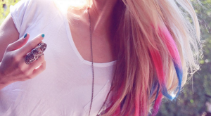 Trend-alert: color dip DYE, yay or nay?