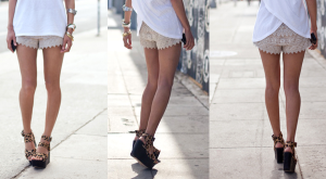 Fashion: gehaakte shorts, yay or nay?