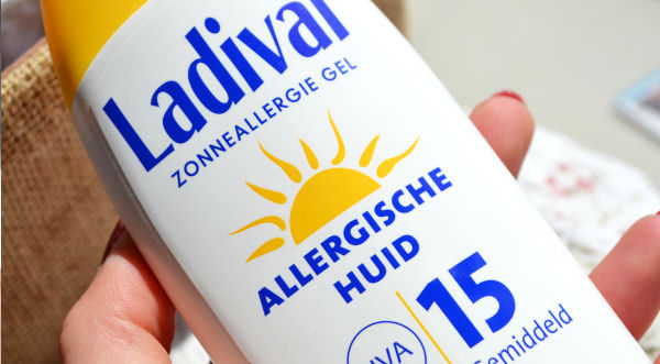 Ladival Zonneallergie Gel SPF 15